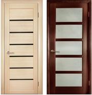 Межкомнатные двери, фурнитура от производителя под ключ.