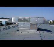 Крышная вентиляционная установка Frivent DWR