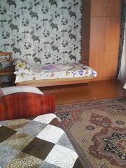 Аккуратная однокомнатная квартира на сутки,  часы в Жодино.VEL444905066