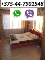 ЖЛОБИН. Квартира на часы,  сутки.Мк-н 16,  д.10(двушка) Тел. +3754479015