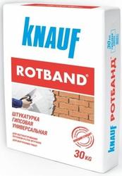 Гипсовая штукатурка Rotband KNAUF. Низкие цены.