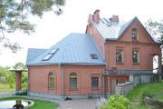 Жилой дом. 2006 г.п. Брестский р-н. Кирпич. Общ. - 404, 4 кв.м. r161661