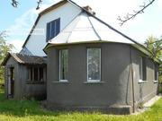 Жилой дом на садовом участке. г.Брест. Блок / кирпич / шифер r161313