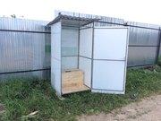 Туалет на дачу с бесплатной доставкой по всей области