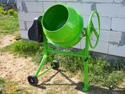 Бетономешалка (бетоносмеситель) Groser от 120 до 200 литров