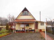 Садовый домик жилого типа. Брестский р-н. Кирпич / ондулин. r162859
