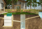 Установка автономной канализации FAST