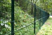 Забор 3D  европанель ворота калитки