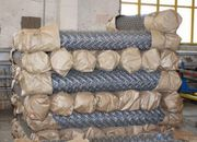 Оцинкованная сетка рабица от производителя в Пинск