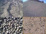 Гравий,  песок,  песчано-гравийные смеси. Отсев,  доставка.