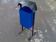 Урны,   контейнеры для ТБО и раздельного сбора мусора 0, 75-0, 85 куб. м