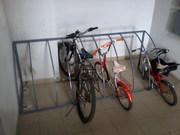 Велопарковки металлические переносные и стационарные