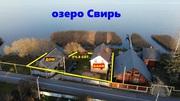 Продам дом у озера,  в гп.Свирь, Мядельский р-н, Минская обл.
