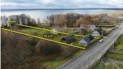 Продам дом на берегу озера Нарочь, д.Черевки, 9км от г.Мядель